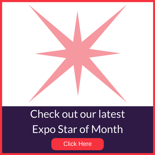 Check out our latest Expo Star of the Month
