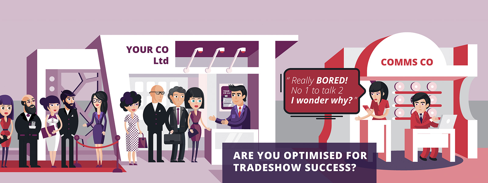 Are you optimised for tradeshow success?