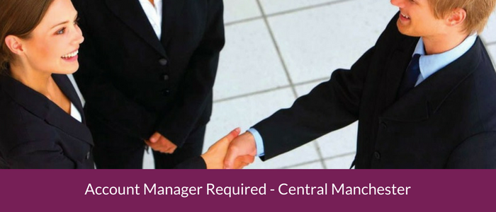 Account Manager Job