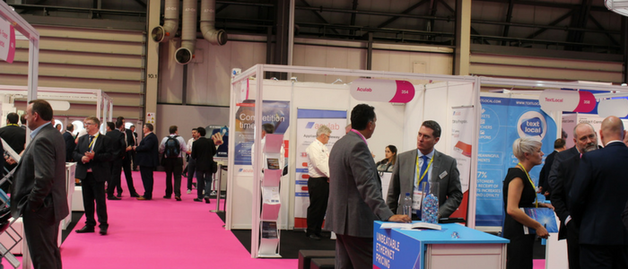 Want to take on the exhibiting world? Outsource your booth staff