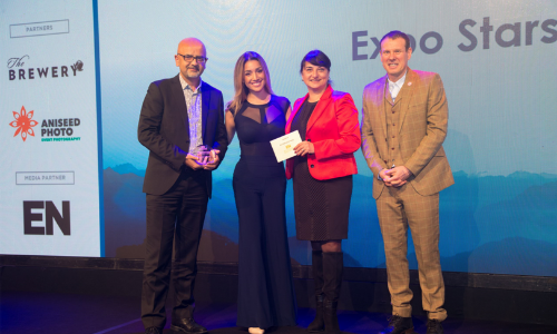 Exhibition News Elite Awards 2017, Best Staffing Company