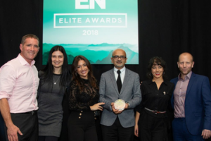 Exhibition News Elite Awards 2018, Best Staffing Company