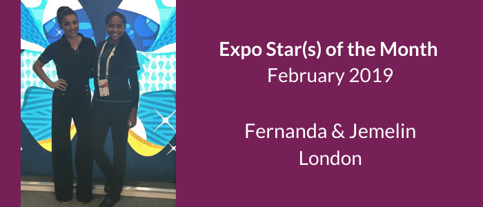 Expo Star of the Month